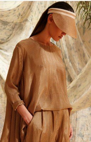 Блуза Charmeuse