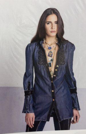 Блуза Elisa Cavaletti