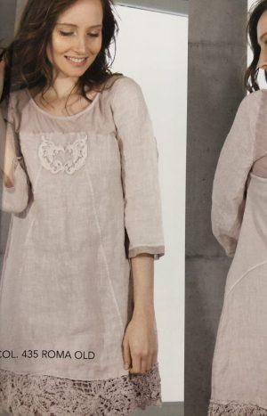 Плаття льон АР