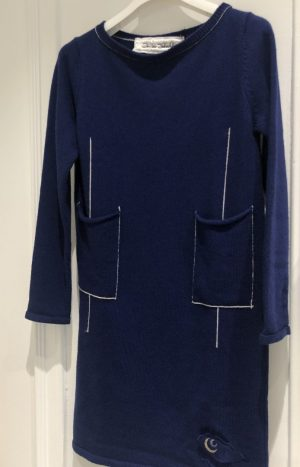 Шерстяне плаття Daniela Dallavalle