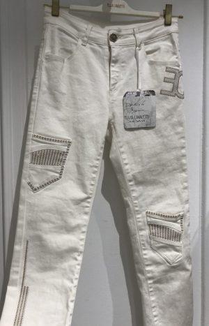Білі джинси ЕС