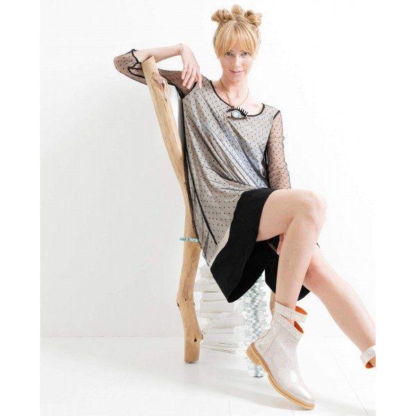 Плаття-сітка Daniela Dallavalle