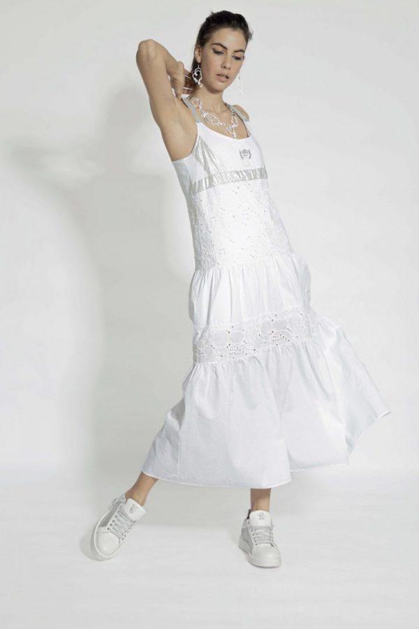 Біле плаття Elisa Cavaletti