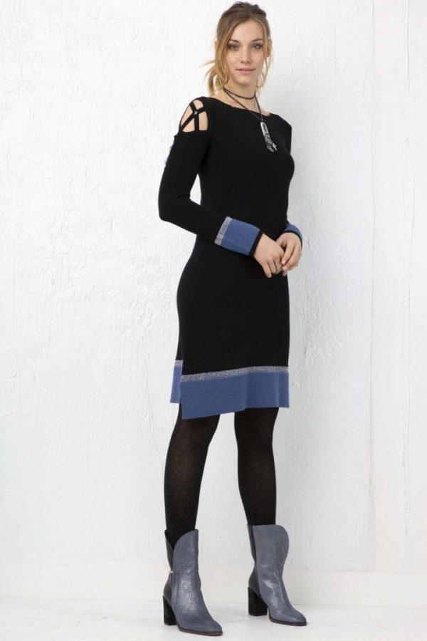Плаття з Вставками Elisa Cavaletti