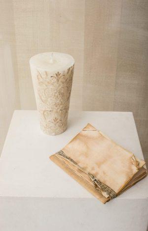 Свічка з мереживом Arte Pura