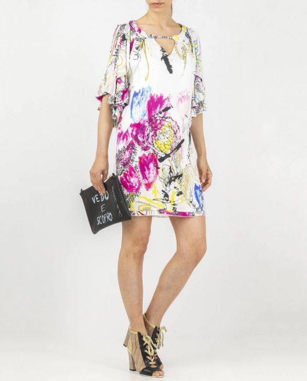 Плаття з широким рукавом Daniela Dallavalle