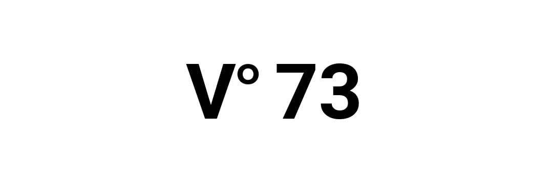 V 73 logo